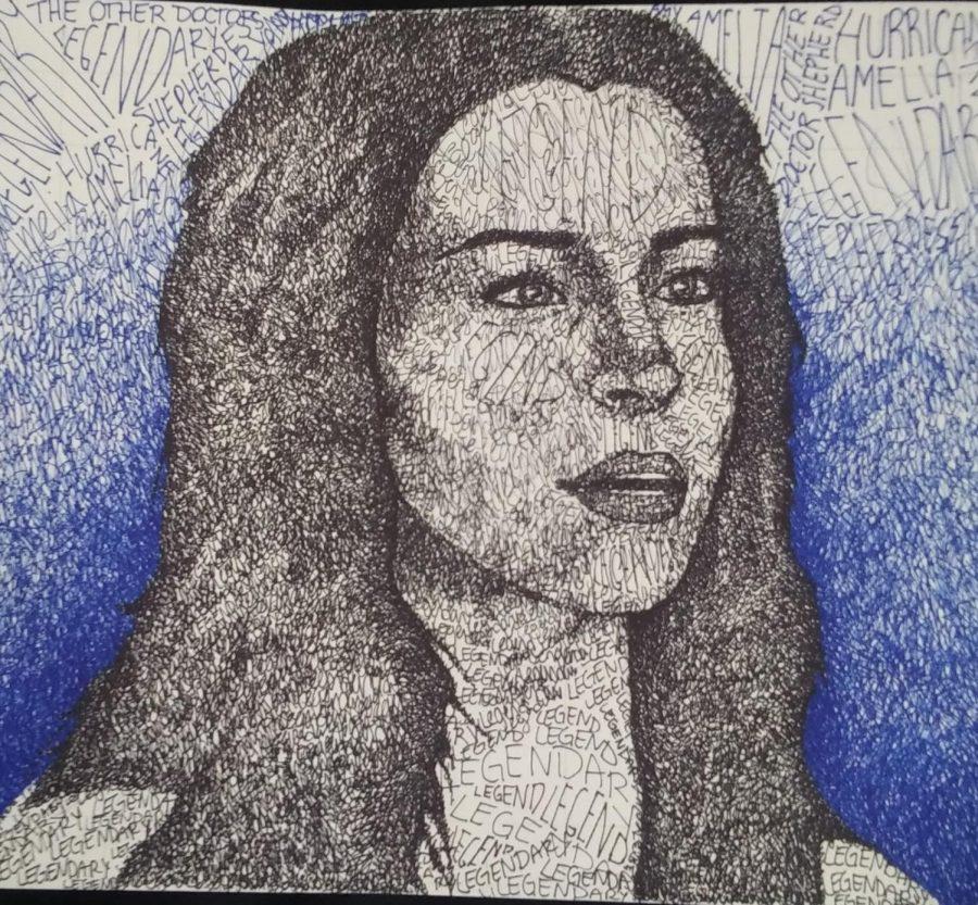 Artist to know:  Emma Shepherd