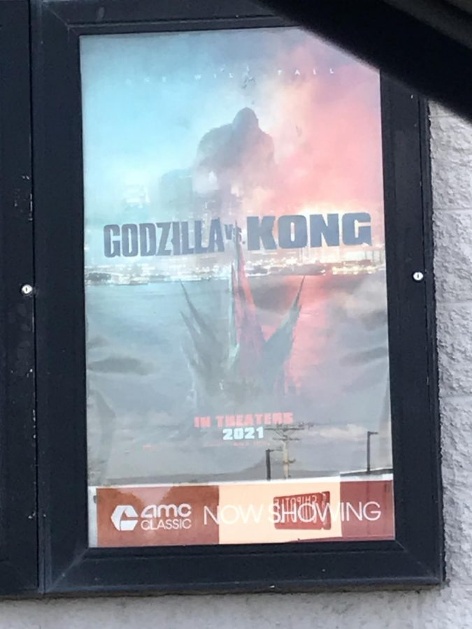 Godzilla vs. Kong came out on March 31, 2021.