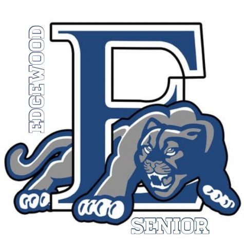 The design, put together by senior Madison Nisius, going on the Senior Carnival shirts!